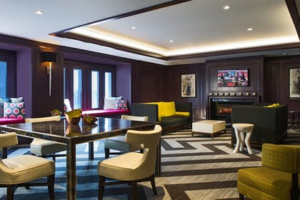 Lobby Lounge | Courtyard by Marriott Boston Downtown