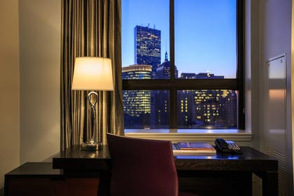 City View | Courtyard by Marriott Boston Downtown