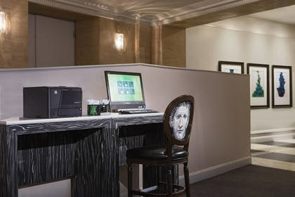 Business Center | Courtyard by Marriott Boston Downtown