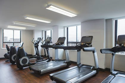Fitness Facility | Courtyard by Marriott Boston Downtown