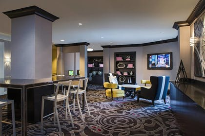Executive Lounge | Courtyard by Marriott Boston Downtown