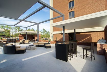 Balcony | Candlewood Suites Richmond - West Broad