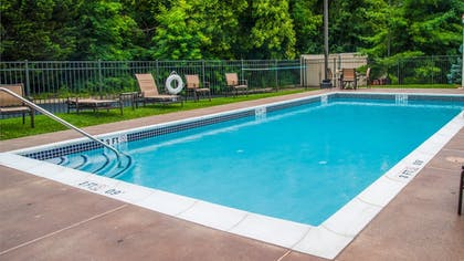 Pool | Holiday Inn Express Hotel & Suites York
