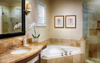 Jetted Tub | Fairmont Sonoma Mission Inn & Spa