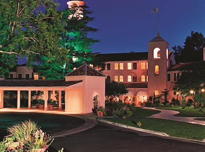Hotel Front | Fairmont Sonoma Mission Inn & Spa