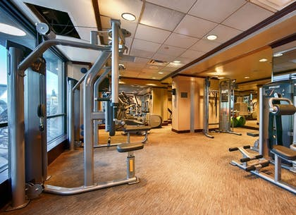 Gym | Silver Legacy Resort  Casino at THE ROW