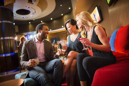 Hotel Lounge | Silver Legacy Resort  Casino at THE ROW