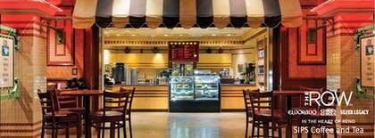 Cafe | Silver Legacy Resort  Casino at THE ROW