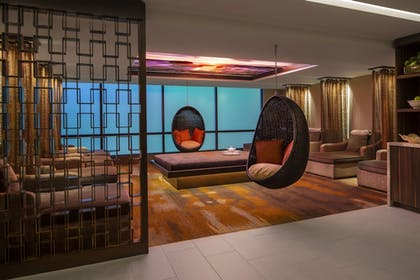 Spa Reception | Silver Legacy Resort  Casino at THE ROW
