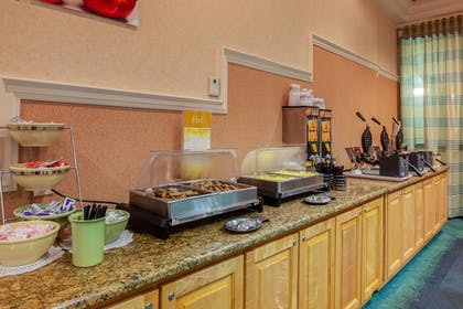 Breakfast buffet | Quality Inn & Suites Port Canaveral Area