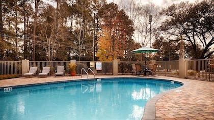 Pool | Best Western Plus Tallahassee North Hotel