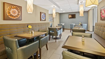 Breakfast Area | Best Western Plus Tallahassee North Hotel