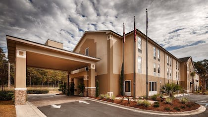 Hotel Front | Best Western Plus Tallahassee North Hotel