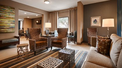 Lobby | Best Western Plus Tallahassee North Hotel
