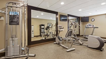 Fitness Facility | Best Western Plus Tallahassee North Hotel