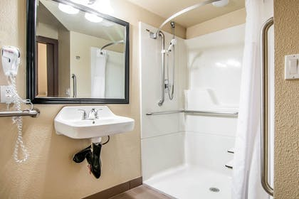 Bathroom Shower | Comfort Inn & Suites Downtown Vancouver