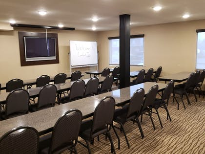 Meeting Facility | Comfort Inn & Suites Downtown Vancouver
