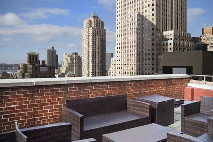 Terrace/Patio | The Gallivant Times Square