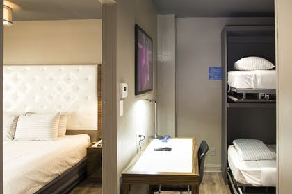 In-Room Amenity | The Gallivant Times Square