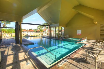 Indoor/Outdoor Pool | Legacy Vacation Resort Orlando-Kissimmee