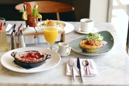 Breakfast Meal | Toll House Hotel