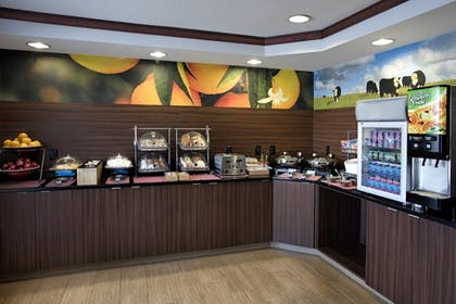 Restaurant | Fairfield Inn and Suites By Marriott Merrillville