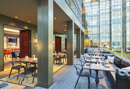 Restaurant   The Marquette Hotel, Curio Collection by Hilton