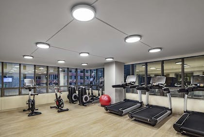 Fitness Facility   The Marquette Hotel, Curio Collection by Hilton