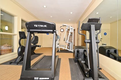 Fitness Facility | Best Western Plus All Suites Inn