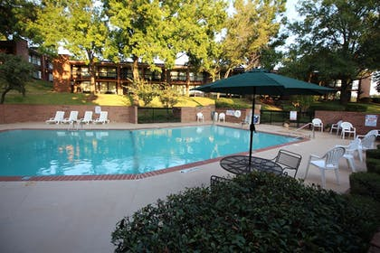 Outdoor Pool | Magnuson Grand Hotel and Conference Center Tyler