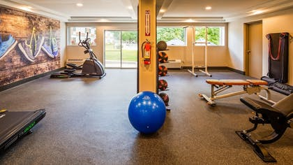 Fitness Facility | Best Western Plus Chelmsford Inn