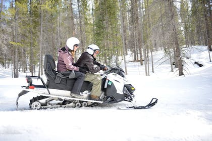 Snowmobiling | Winter Park Mountain Lodge