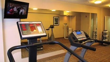 Fitness Facility | Holiday Inn Express Anderson