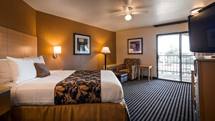 | Suite, 1 Queen Bed, Non Smoking, Refrigerator & Microwave | Best Western Plus Executive Inn & Suites
