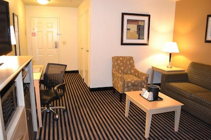 | Suite, 1 Queen Bed, Non Smoking, Refrigerator & Microwave (Oversized Room;with Sofabed) | Best Western Plus Executive Inn & Suites