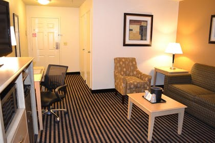 | Suite, 2 Queen Beds, Non Smoking, Refrigerator & Microwave (Oversized Room) | Best Western Plus Executive Inn & Suites