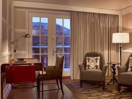 Guestroom | The St. Regis Aspen Resort