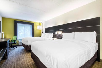 Guestroom | Holiday Inn Express and Suites Albany Airport- Wolf Road