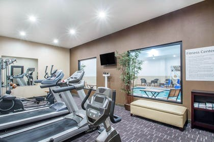 Fitness Facility | Holiday Inn Express and Suites Albany Airport- Wolf Road
