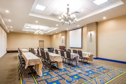 Meeting Facility | Holiday Inn Express and Suites Albany Airport- Wolf Road