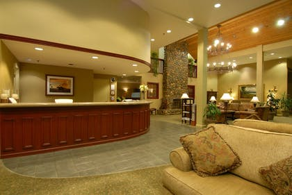 Lobby | Forest Suites Resort at Heavenly Village