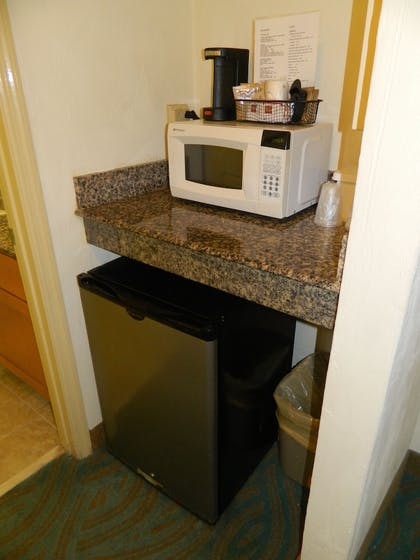 Mini-Refrigerator | Tropical Winds Oceanfront Hotel