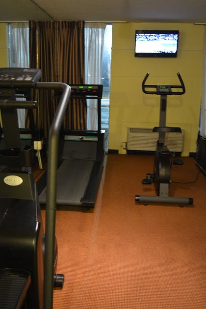 Fitness Facility | Ramada by Wyndham Wichita Airport