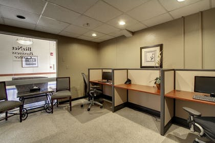 Business Center | Ramada by Wyndham Wichita Airport
