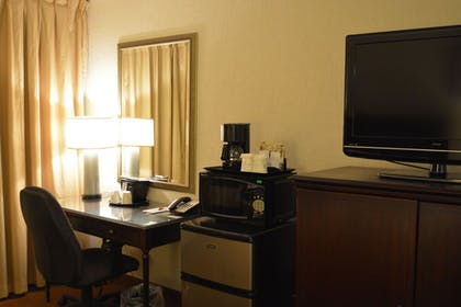 In-Room Amenity | Ramada by Wyndham Wichita Airport