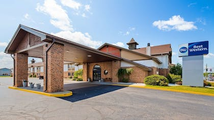 Exterior | Best Western Gaylord