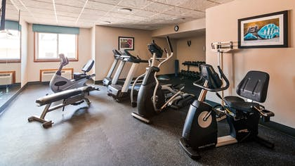 Fitness Facility | Best Western Gaylord