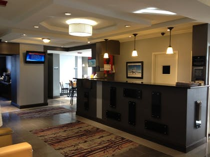 Reception | Best Western The Inn At Rochester Airport