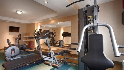 Fitness Facility | Best Western The Inn At Rochester Airport