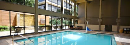 Indoor Pool | Magnolia Hotel Dallas Park Cities